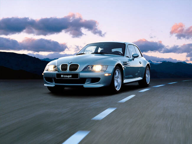 BMW Z3M Coupe - 4