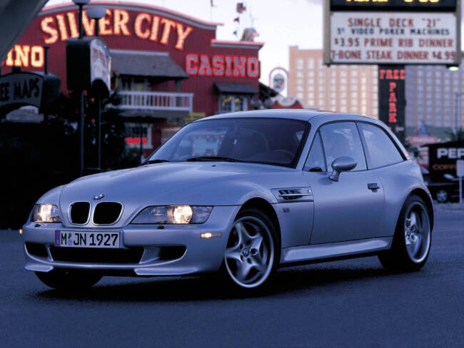 BMW Z3M Coupe - 5