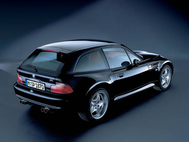 BMW Z3M Coupe - 7