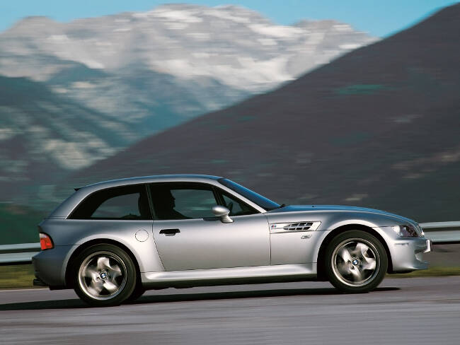 BMW Z3M Coupe - 8