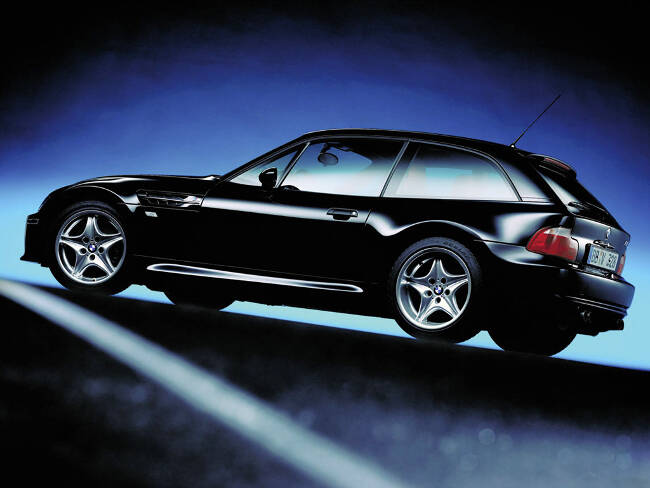 BMW Z3M Coupe - 9