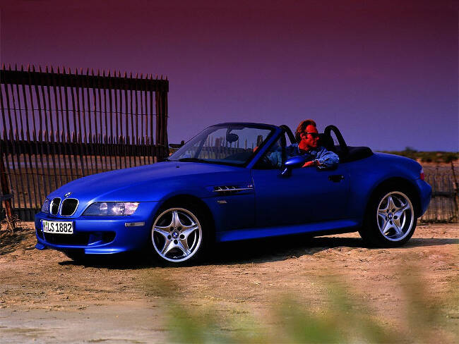 BMW Z3M Roadster - 1
