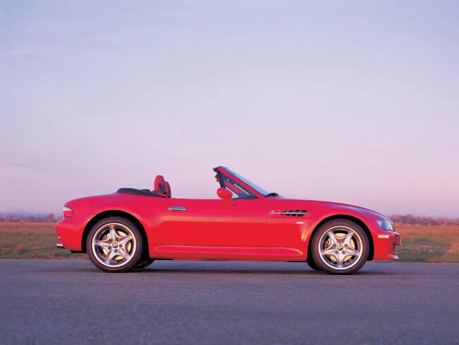 BMW Z3M Roadster - 4