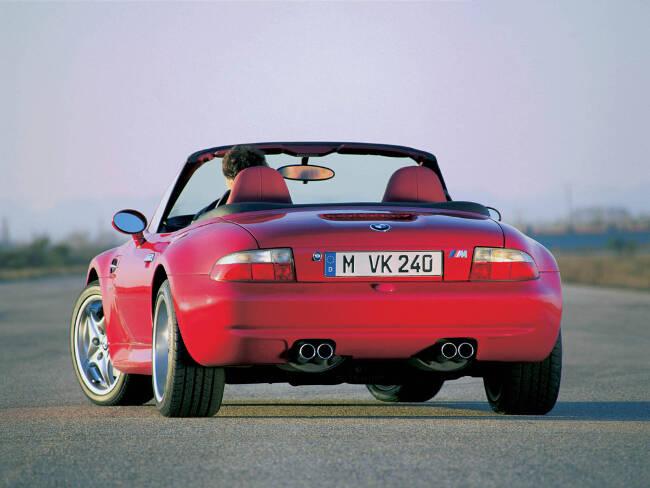 BMW Z3M Roadster - 5