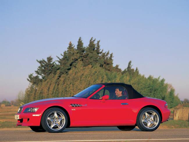 BMW Z3M Roadster - 8