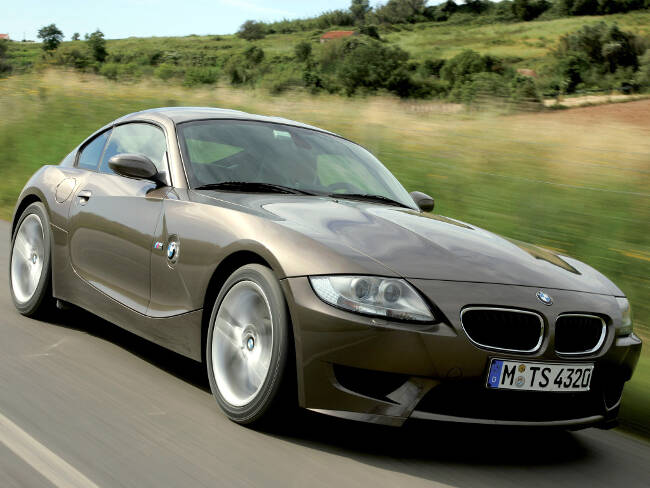 BMW Z4M Coupe E86 - 10