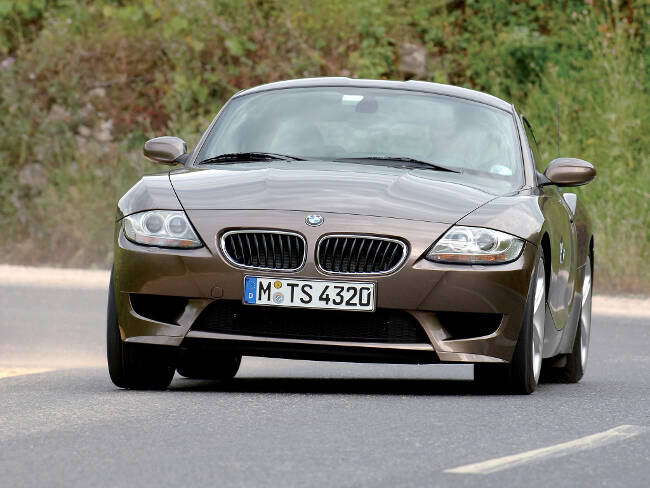BMW Z4M Coupe E86 - 12