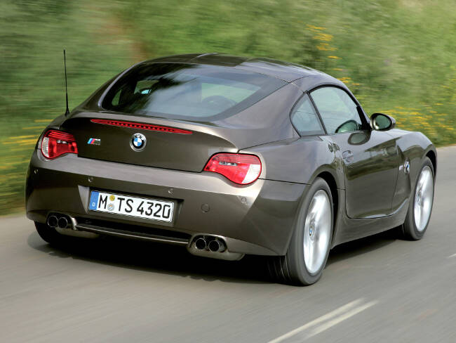 BMW Z4M Coupe E86 - 13