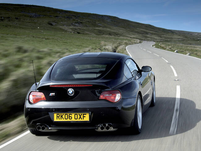 BMW Z4M Coupe E86 - 14