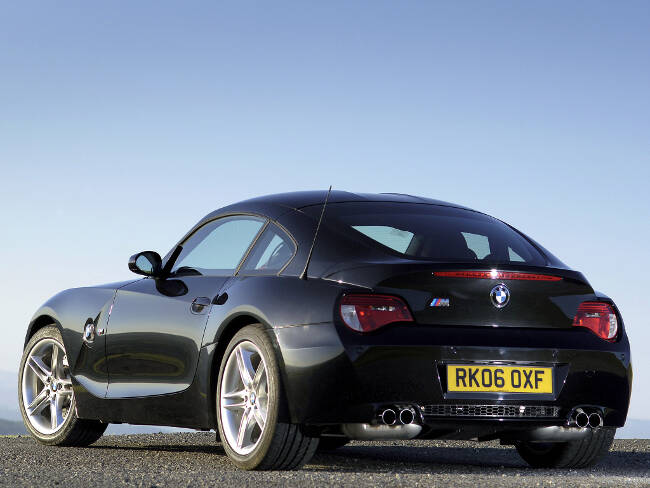 BMW Z4M Coupe E86 - 15