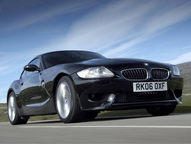 BMW Z4M Coupe E86 - 17