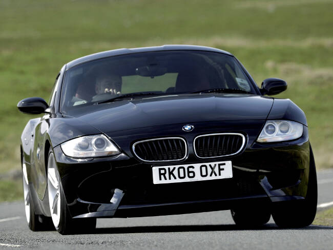 BMW Z4M Coupe E86 - 19
