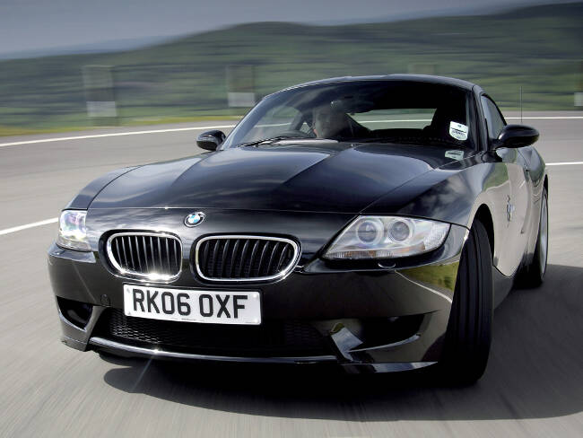 BMW Z4M Coupe E86 - 20