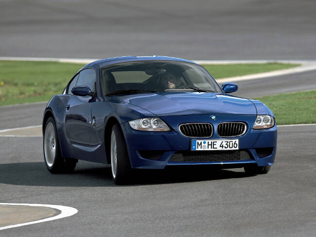BMW Z4M Coupe E86 - 3
