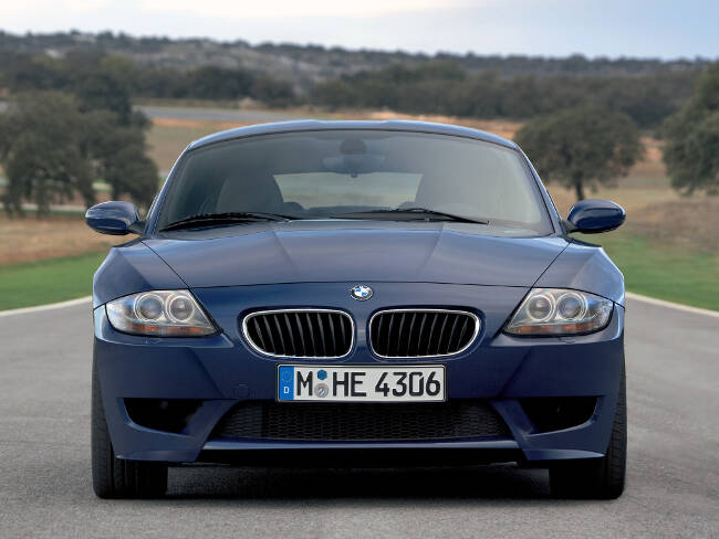 BMW Z4M Coupe E86 - 5