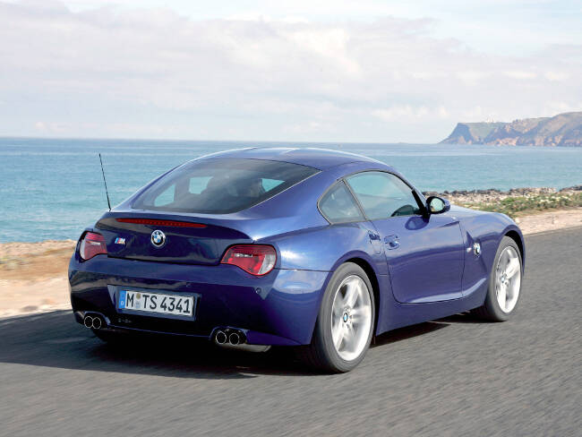 BMW Z4M Coupe E86 - 9
