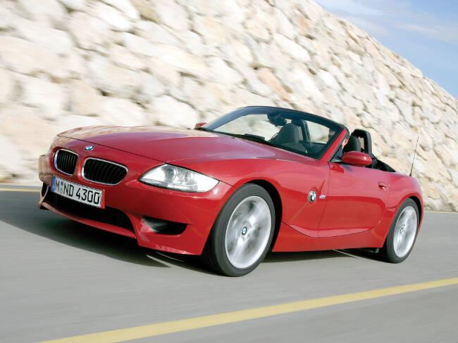 BMW Z4M Roadster E85 - 12