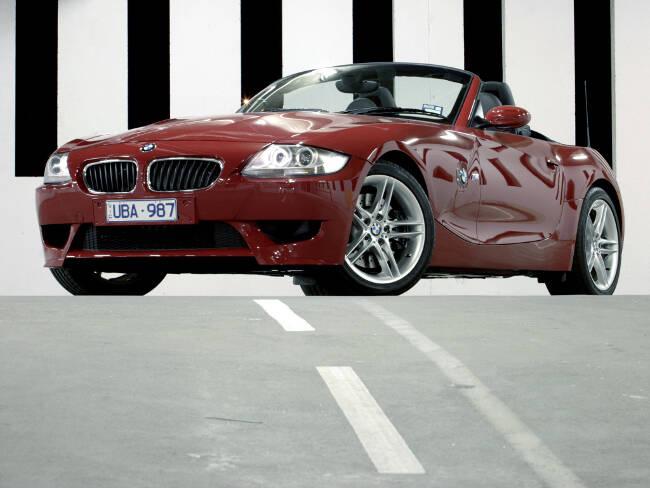 BMW Z4M Roadster E85 - 14