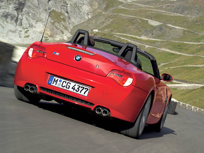 BMW Z4M Roadster E85 - 2