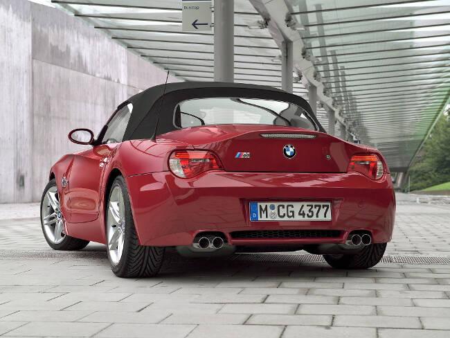 BMW Z4M Roadster E85 - 3