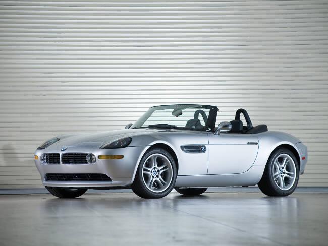 BMW Z8 E52 - 21