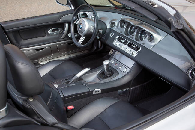 BMW Z8 E52 - 38