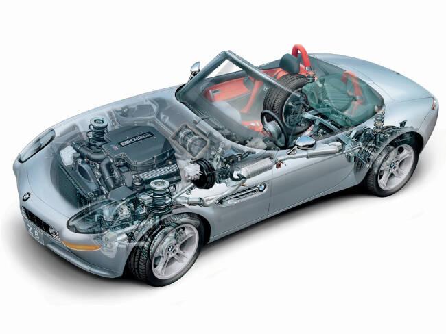 BMW Z8 E52 - 4