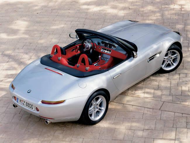 BMW Z8 E52 - 9