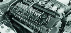 Моторы БМВ М1