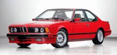Фото BMW M6 E24