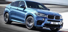 Фото BMW X6M F86