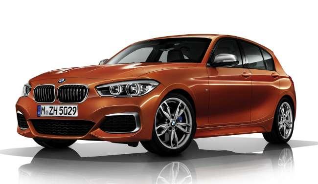 BMW M140 F20 - фото - характеристики