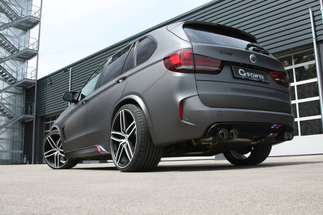 BMW X5 M G-POWER F85 Hurricane RR - photo
