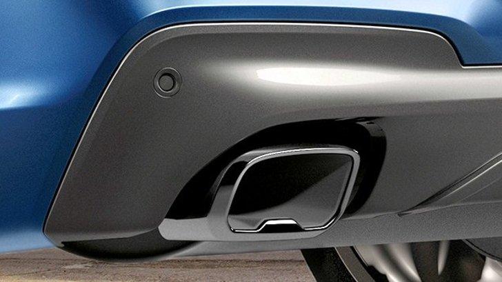 Выхлопные трубы BMW X3 G01