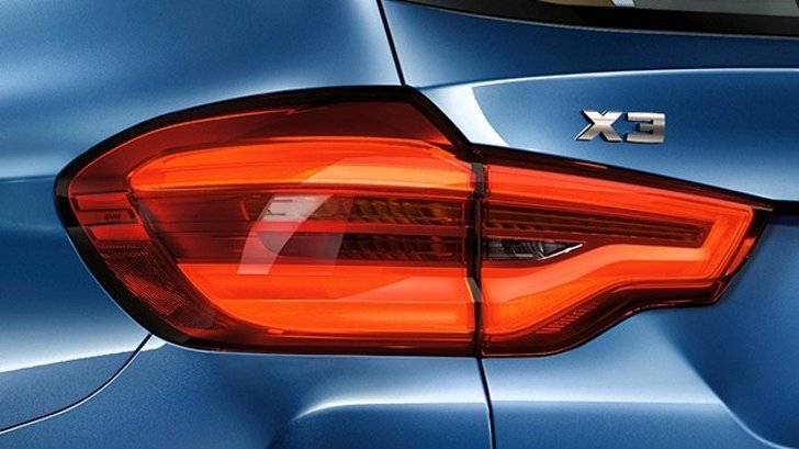 Задняя оптика BMW X3 G01