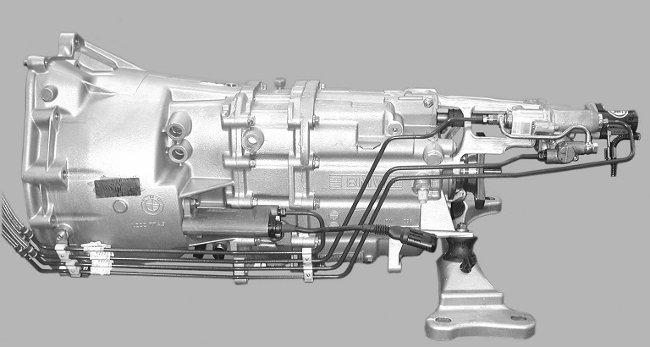 Коробка передач SMG BMW M3