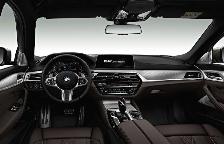 Салон-BMW-M550i-xDive-G30-5-Series