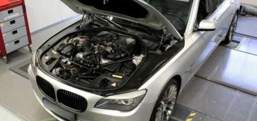 Chip tuning BMW
