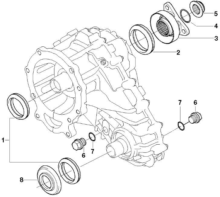 BMW x5 e53 крестовина рулевого вала