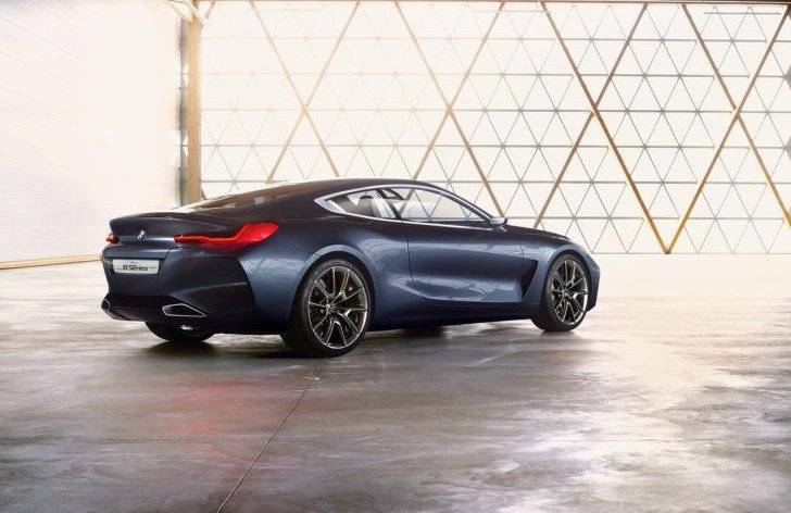BMW 8 Series Concept - фото 1