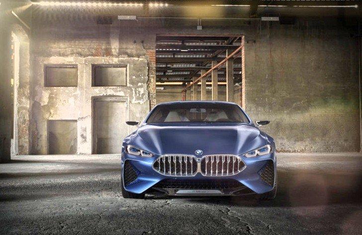 BMW 8 Series Concept - фото 3