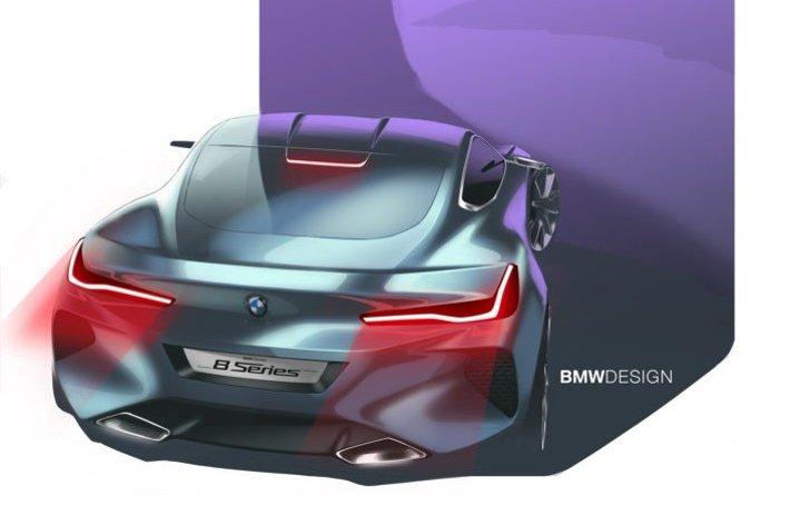 BMW 8 Series Concept - фото 8