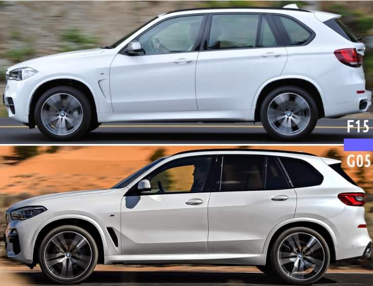 Design BMW X5 G05 - 2019
