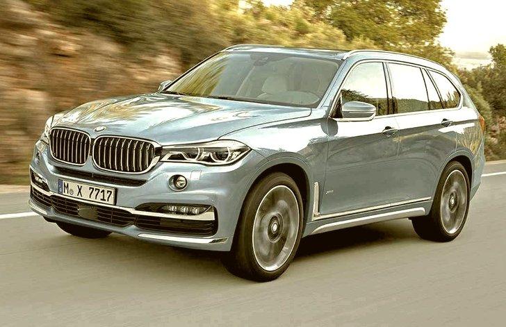 BMW X7 2017 - дата выхода