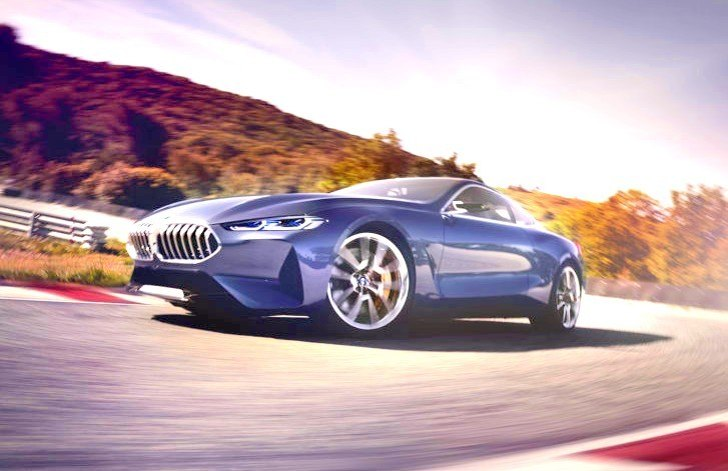 Concept Car BMW 8 Series 2017