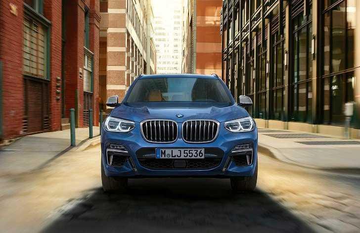Обои BMW X3 G01 - 6