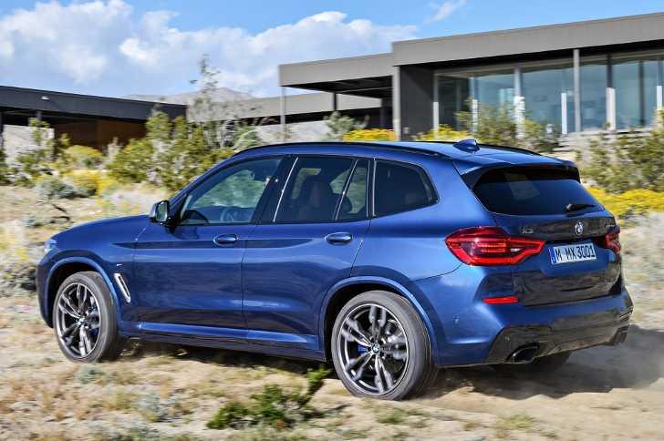 Фото BMW X3 M40i G01 - 1