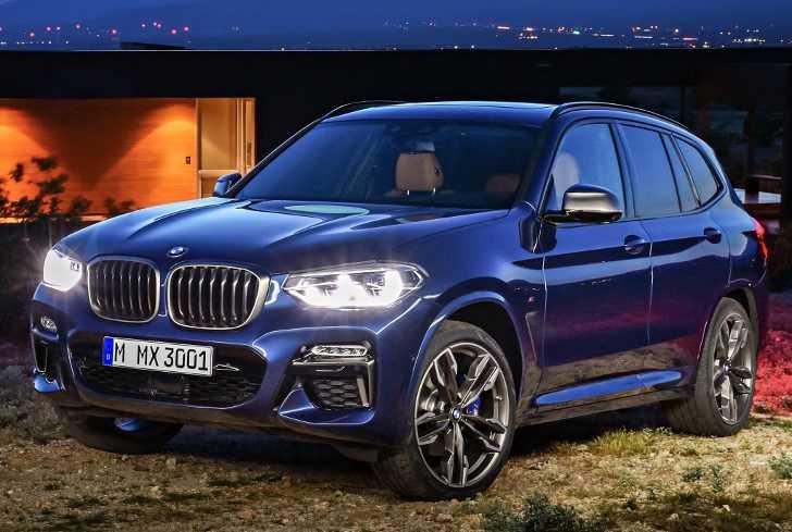 Фото BMW X3 M40i G01 - 6