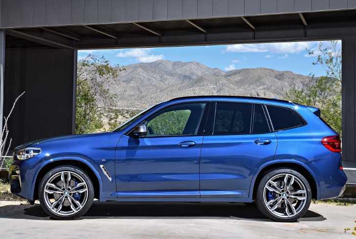 Фото BMW X3 M40i G01 - 5