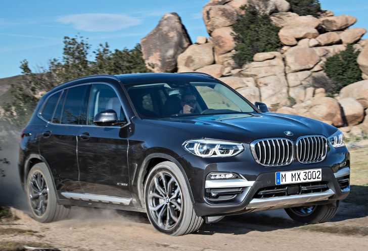 BMW X3 xDrive30d G01 с пакетом xLine - 3